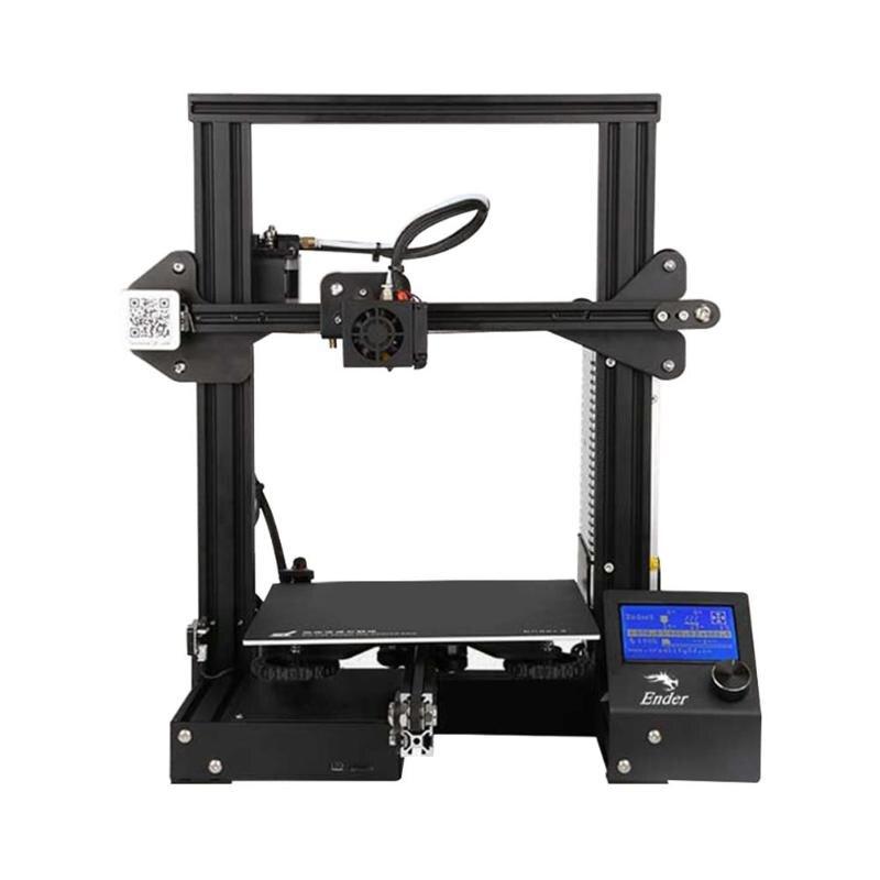 GRAINE D'ALLIAGE CRÉALITÉ 3D imprimante Ender-3 V-Fente haute-Fin haute-Précision BUREAU 3D bricolage imprimante