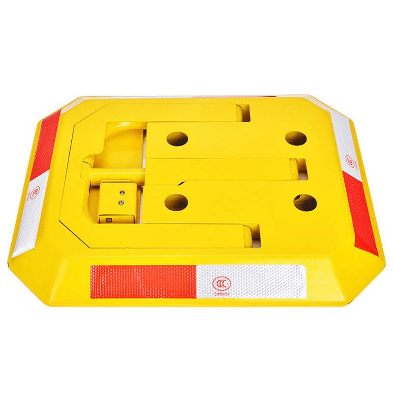 Car Parking Space Manually Locks Parking Lock Space Saver Thick Anti Collision Octagonal Safty For Vip