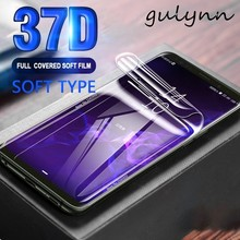 Full Protective 37D Screen Hydrogel Film On The For Samsung Galaxy A 10 20 30 40 60 50 70 90 80 M 10 20 30 2019  Cover Protector развертка машинная 10 20 30 40 50 60 w4341