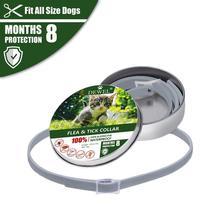 Cat Dog Collar Flea and Tick Collar Mosquito Repeller Essential Oil Pet Supplies