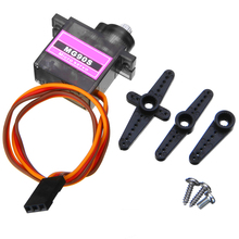 4.8V Servo Motor 5usec MG90S Digital Micro Servo Motor Metal Gear For RC Helicopter Car Airplane
