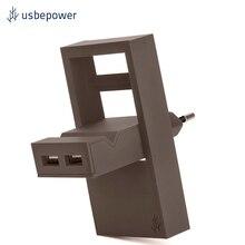 Зарядное устройство USBepower ROCK цвет серо-коричневый/ROCKT