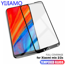 For Xiaomi Mi A2 MI MIX 2 2S Tempered Glass for mi A1 mix2 mix 2s Screen Protector xiaomi miA2 protective film