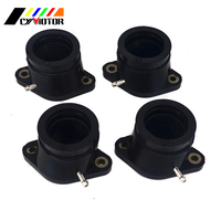 Motorcycle Carb Intake Carburetor Air Joint Boot Interface Adapter For YAMAHA XJR1200 1995 1999 XJR1300 1998 2001 XJR 1200 1300