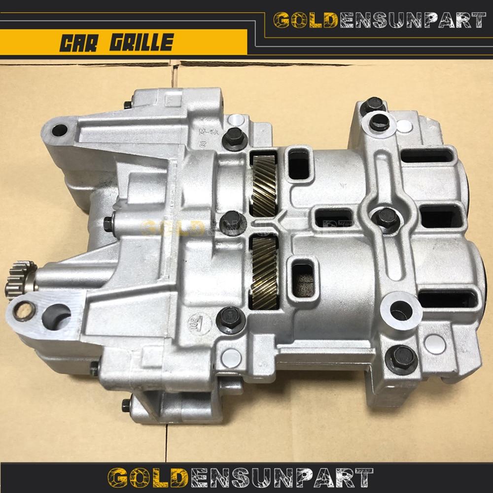 Pompe à huile moteur remise à neuf 1125A105 1125A203 pour Mitsubishi Lancer Outlander 2009-2015