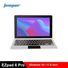 Jumper EZpad 6 Pro Tablets 2 In 1 Tablet PC 11.6'' Windows 1