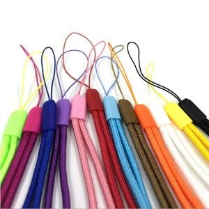 Image 3 - 50 100個のナイロンストラップ携帯電話ストラップ携帯電話datachableネックストラップ柔軟なスリングネックレスロープ