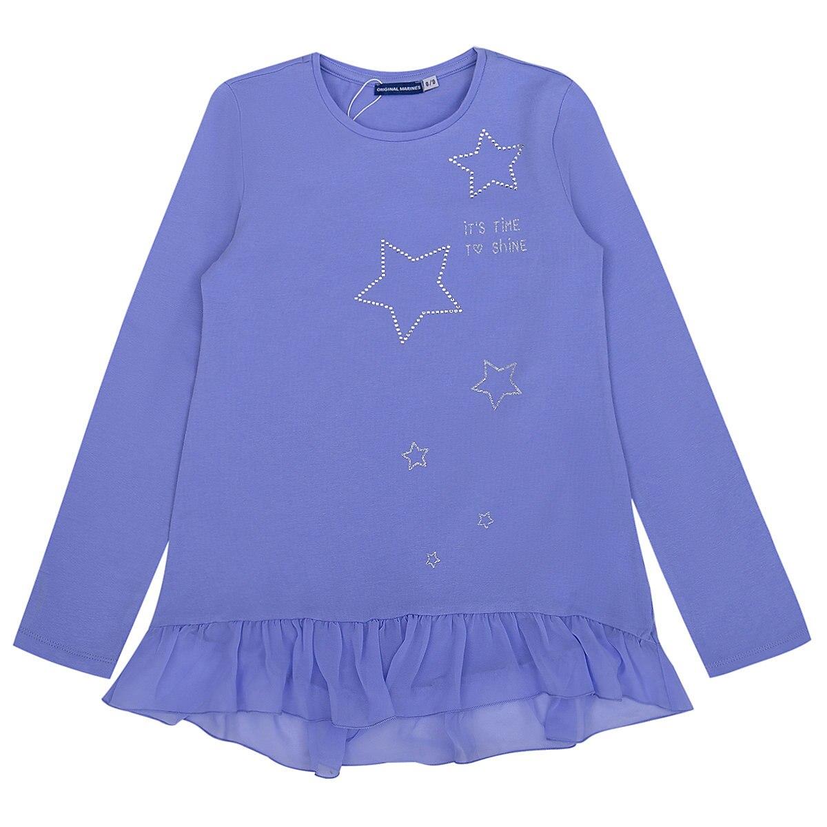 Original Marines Hoodies & Sweatshirts 9501396 Cotton Girls Casual children clothing girl hoodies