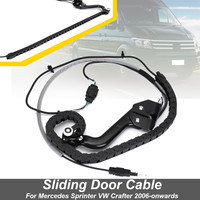 9068203369 Sliding Door Cable Lower Bottom Roller Track Left N/S For Mercedes Sprinter for VW for Crafter 2006 onwards