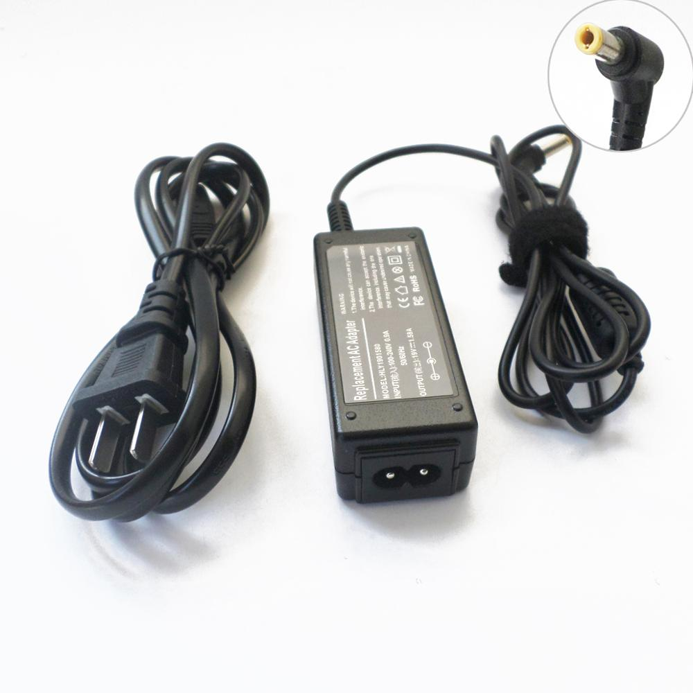 NEW 19V 1.58A AC Adapter Power Supply Cord For Toshiba R33030 <font><b>N17908</b></font> <font><b>V85</b></font> PA-1300-04 PA3743E-1AC3 100~240v 30W Battery Charger image