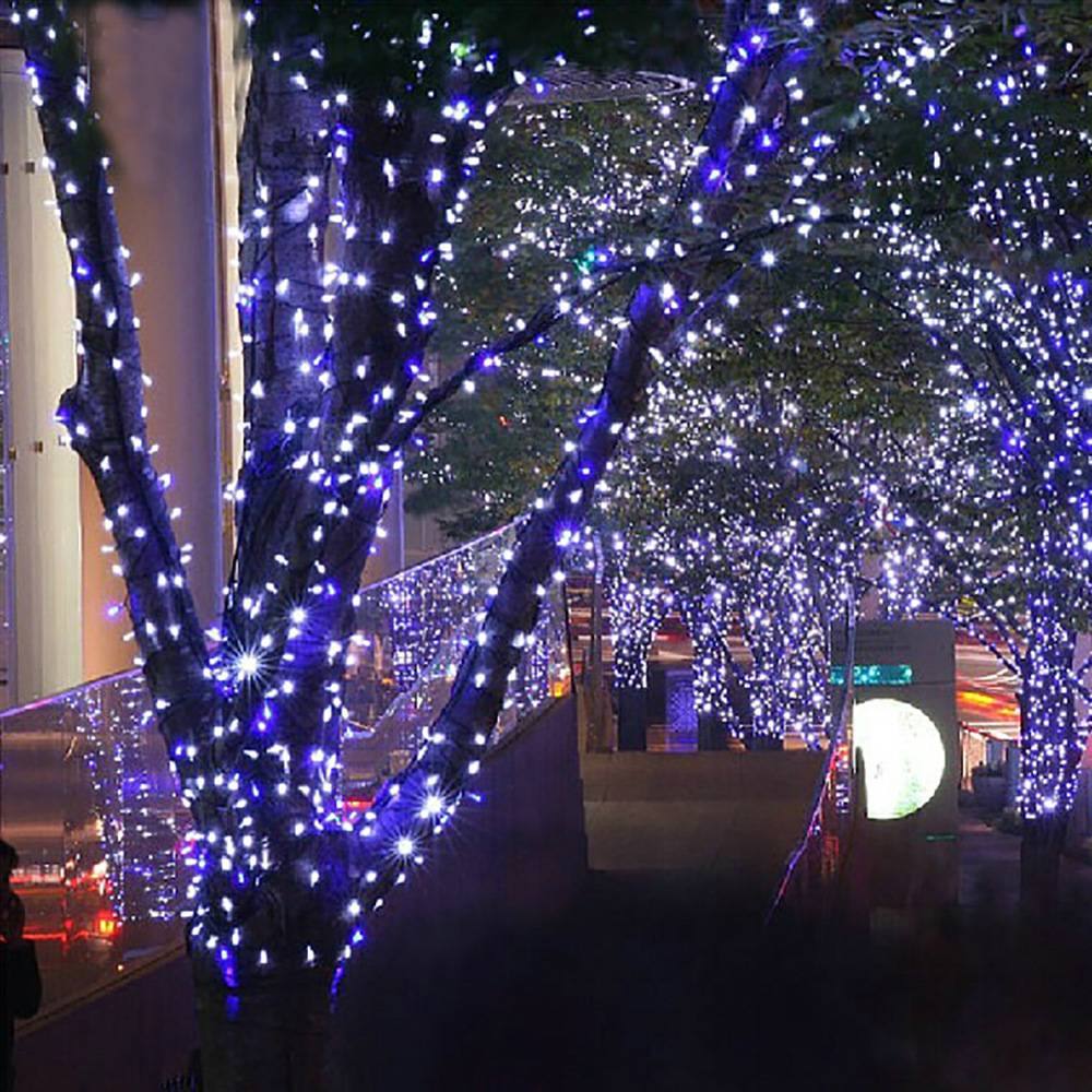 22M LED Garden Solar String Fairy Lights Outdoor Street Garland Decoration for Christmas Trees Square Wedding Solar Power Motion-in Lighting Strings from Lights & Lighting on Aliexpress.com | Alibaba Group