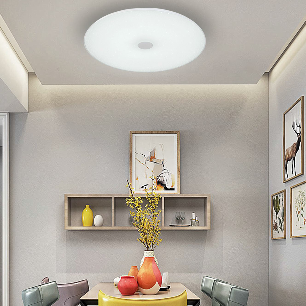 X1099 - 36W - LY - YXXD Music Light Converter Bluetooth Ceiling LightX1099 - 36W - LY - YXXD Music Light Converter Bluetooth Ceiling Light