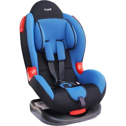 Car Seat SIGER Cocoon Blue, C. 1-2, 1-7лет, 9-25кг (KRES0114) 1 1 2 inch 2 2 way pneumatic globe control valve angle seat valve normally closed 63mm pa actuator