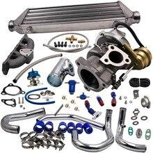 K04-015 Kit Turbo comprenant Intercooler pour Audi A3 1.8 T (8L) pas S3 06A253033AB & 06A253033AL