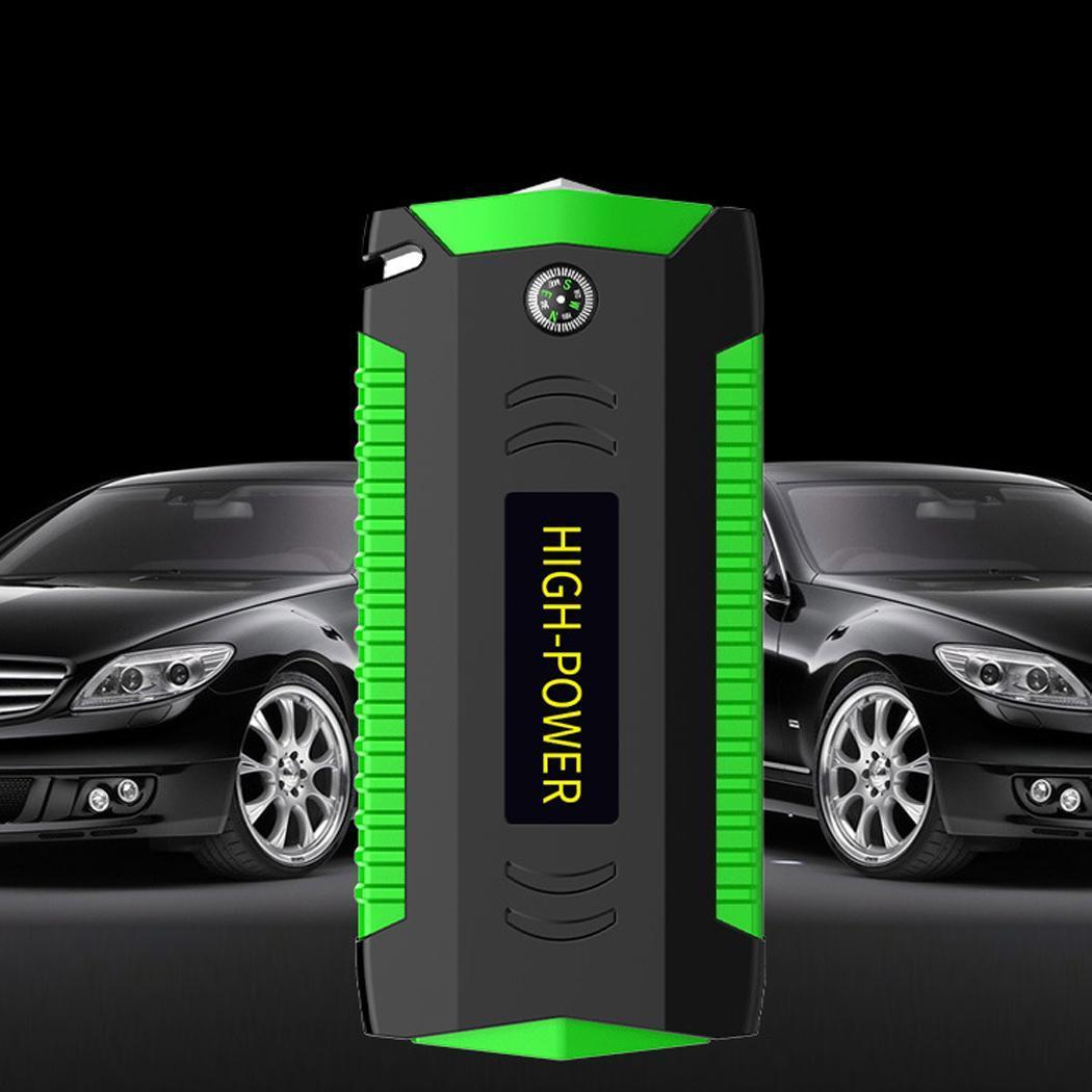 Voiture multifonctionnelle d'essence de secours 6L de démarreur de saut de voiture de puissance élevée, chargeur de batterie de batterie de voiture du Diesel 12 V de 4L