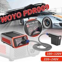 WOYO 110/220V Professional Auto Dent Repair Sheet Metal Tool Set Aluminum Car Damage Sheet Dent Repair Tool Car Dent Remover