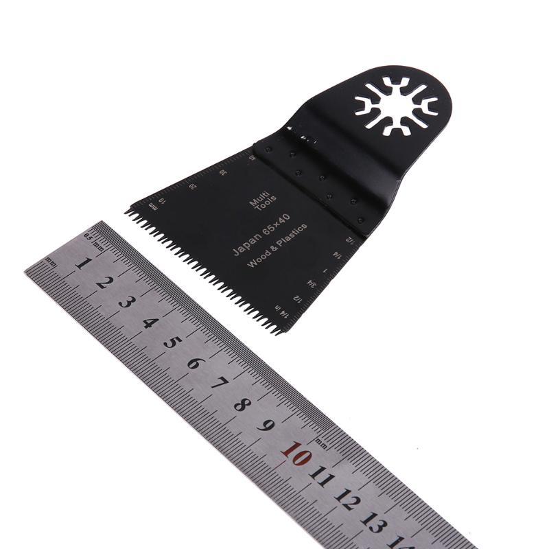 1PC 65mm Metal Oscillating Multitool E-cut Standard Saw Blades For Wood Cutting Renovator Tool Dremel MultimasterTools Saw Blade