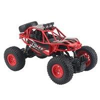 Rc автомобиль 4Wd 2,4 ГГц альпинистский автомобиль Bigfoot автомобиль пульт дистанционного управления модель внедорожный автомобиль игрушка