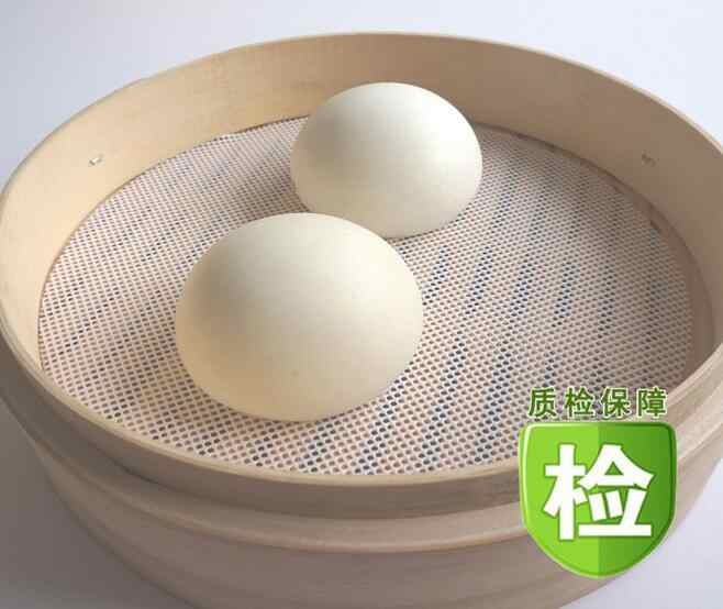 18cm Silicone Steamer Non-Stick Pad Round Dumplings Mat Steamed Buns Baking Dim Sum Mesh Bakeware Food Grade Silicone