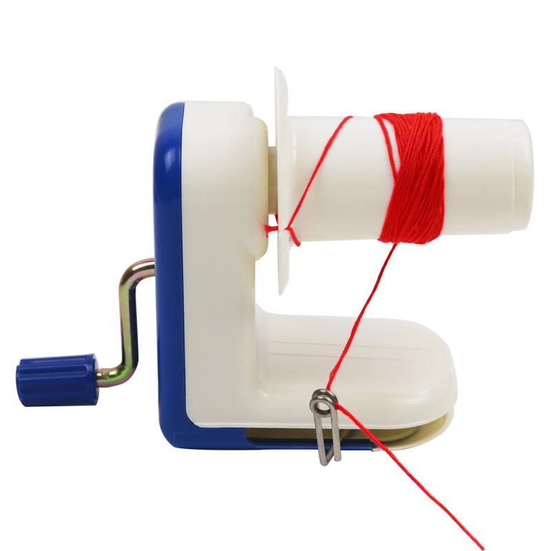 Household Hand Operated Wool Yarn Ball Winder Winding Twining Machine Thread Balls Wool Winding Machine Carton Packaging