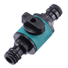 Mayitr 1/2 2-Way Garden Hose Tap Pipe Compatible Connector Valve Fitting Adapter Tool For Home Irrigation