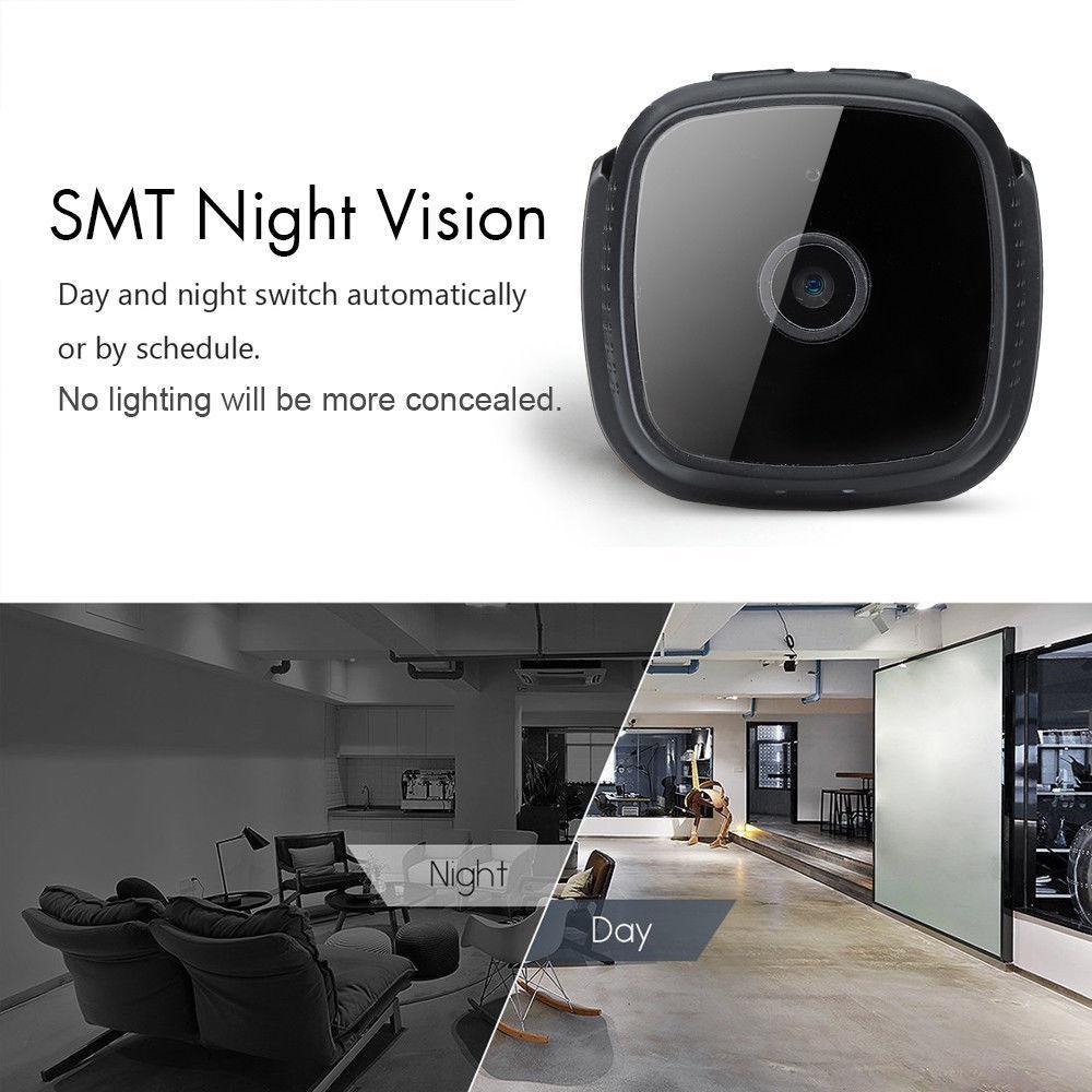 2MP 1080P длиннофокусная маленькая камера - 6
