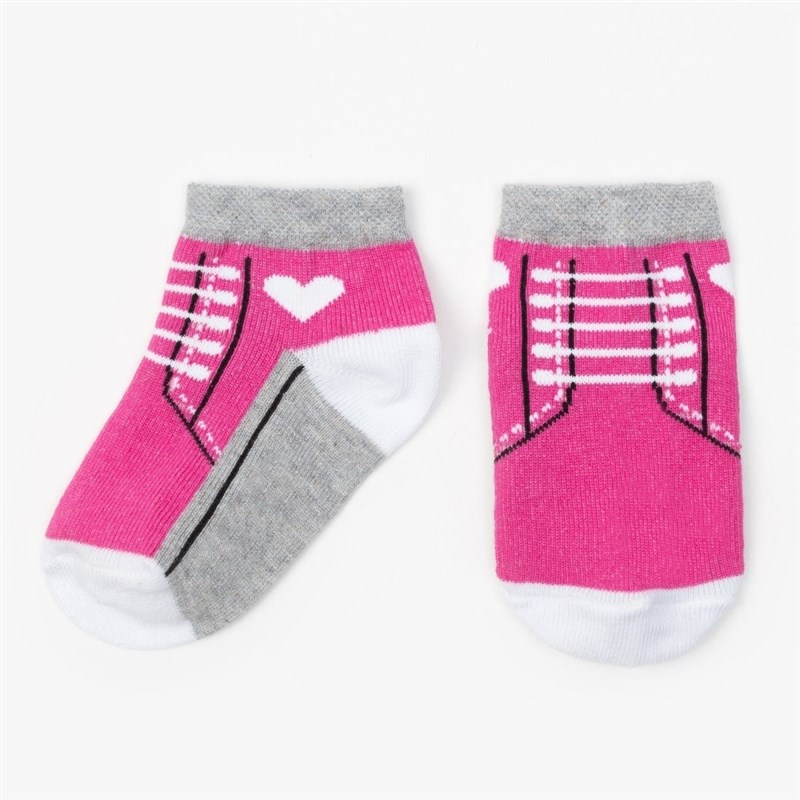 Socks Crumb I Sneakers pink socks crumb i mexico mouse 100% cotton