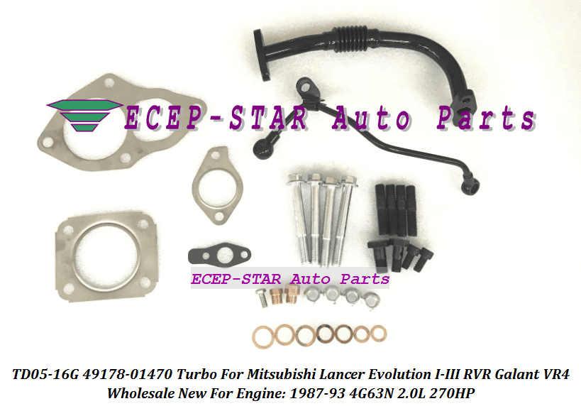 INTAKE MANIFOLD GASKET for MITSUBISHI LANCER EVO 1-3 4G63 GALANT VR4 2.0 TURBO