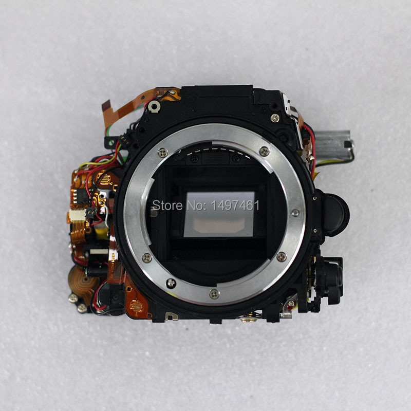 Mirror box assy with aperture group and Shutter group Repair parts For Nikon D7200 SLR