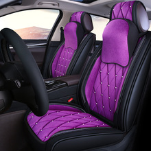 TO YOUR TASTE car seat covers cushion for Porsche Boxster Cayenne cayman panamera Macan woman female girl auto accessories women цена 2017