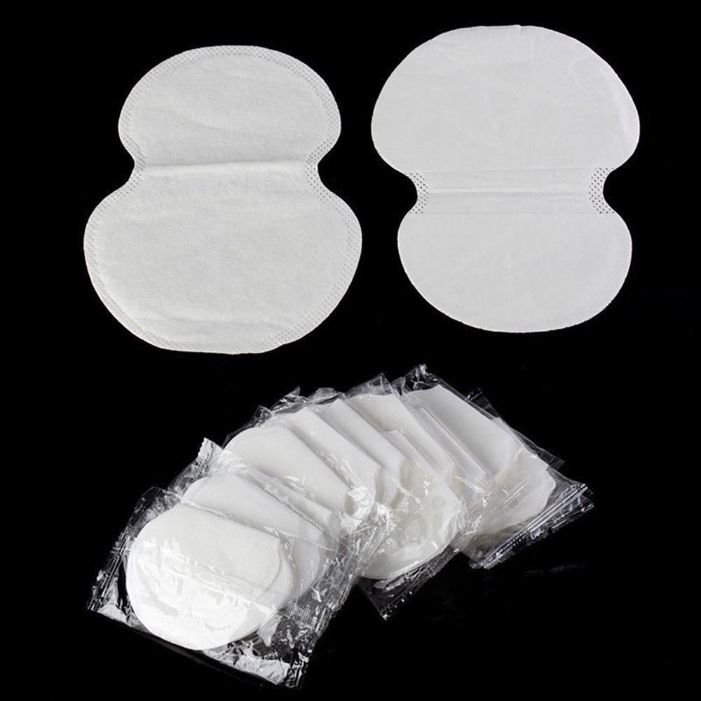 10/50/100x Deodorants Underarm Armpit Sweat Pads Stickers Shield Guard Absorbing Disposable Accessories