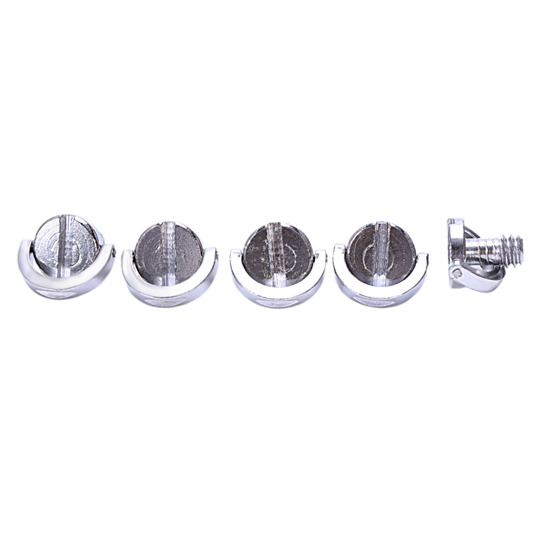 New D Shaft D Ring Thumb Screw Adapter 1 4 Inch 20 Thread