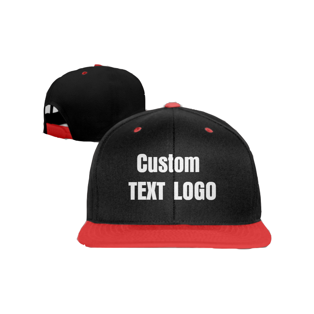 Custom Personalized Baseball Hat Text/photo Print