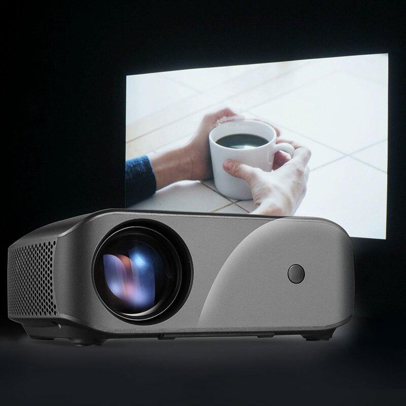 VIVIBRIGHT F10 LCD projecteur 1280x720 P 2800 lumens 300 pouces affichage divertissement à domicile vidéo projecteur 3D HD vidéo projecteur - 4
