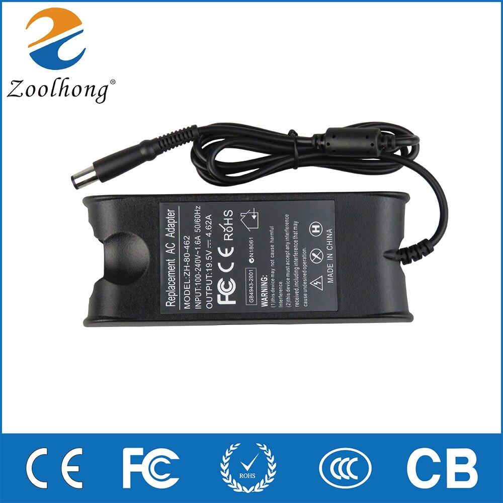 19,5 v 4.62A AC Laptop Adapter Für dell inspiron PA-10 1545 N4010 n4030 n4050 1400 D610 D620 D630 1420 D800 E6400 pa-1900-02D