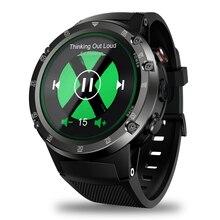 Zeblaze Thor 4 Plus 4G Смарт-часы Android 7,1 1 ГБ ОЗУ 16 Гб ПЗУ с камерой 580 мАч спортивные фитнес-трекер Смарт-часы