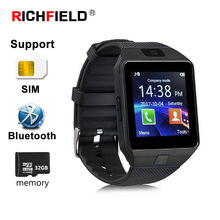 DZ09 Smart Watch SIM Card Bluetooth Phone Watch Sport Watches Call Message Smart Band Fitness Tracker Smartwatch For Android IOS