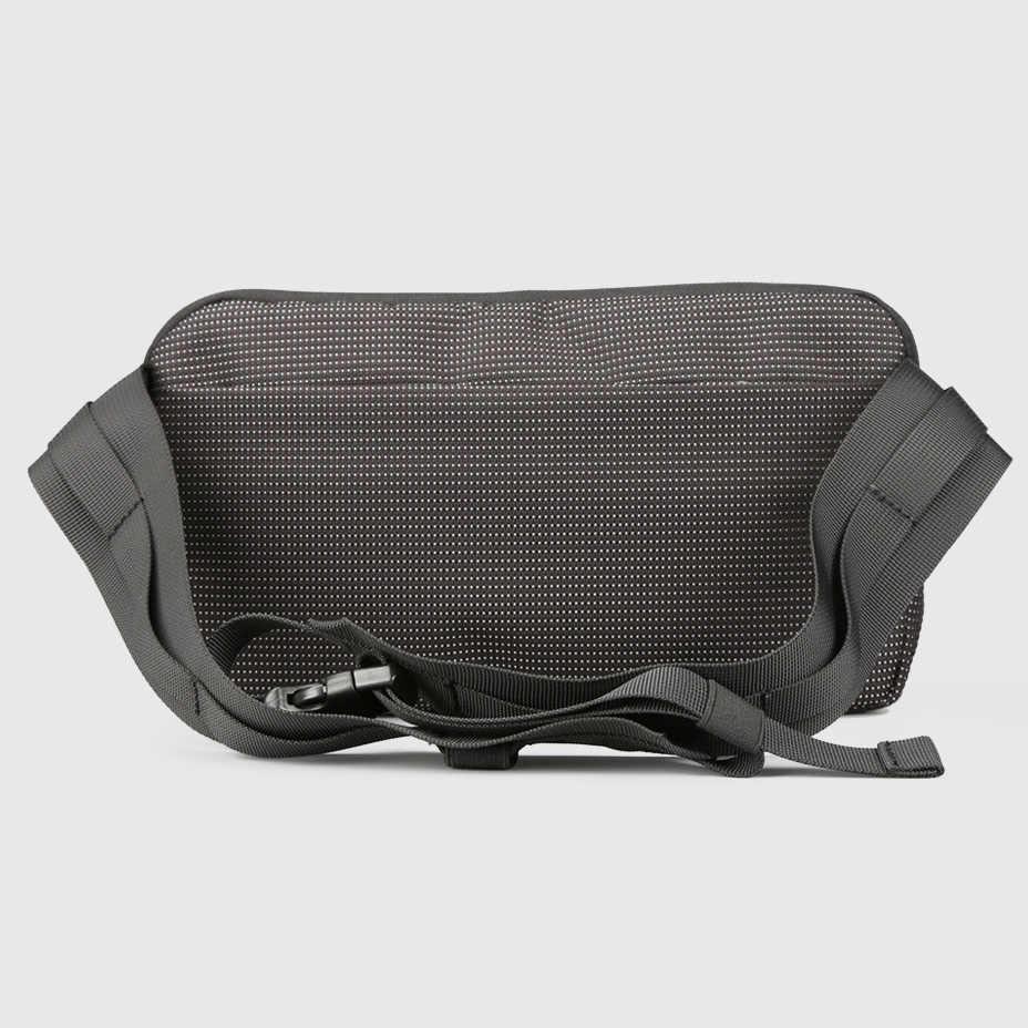 Kingsons нагрудная сумка, поясная сумка для мужчин, маленькая сумка на одно плечо на спине, стильная сумка на пояс для денег, дорожная сумка для мобильного телефона