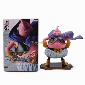 """Image 2 - 6"""" Anime Dragon Ball Z Super Saiyan Fat MAJIN  Buu Boo Action Figure PVC Figurine Collectible Model Toys Baby Christmas Gift"""