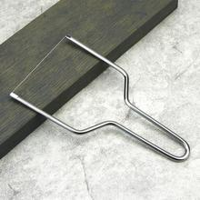 Нержавеющая сталь Сырная слайсер сырные инструменты масло разделочная доска масло резак нож доска кухонные приспособления для выпечки аксессуары