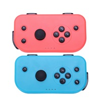 Wireless Gamepad For Switch Joy Con Grip With Thumb Grips Caps Protective Case Covers Anti Slip Ergonomic Lightweight Joy Con