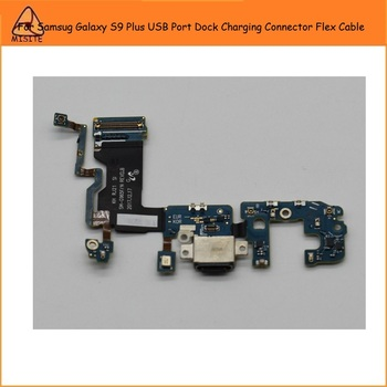 15Pcs/Lot Original USB Charging Dock Charger Port Connector Flex cable For Samsung Galaxy S9 Plus G965F G965U/S9 G960F G96OU