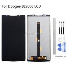 Дисплей сменный экран Для Doogee BL9000 ЖК-дисплей Touch Экран 5,99 дюймовый черный Для doogee BL9000 Touch Экран ЖК-дисплей