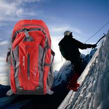 40L Waterproof outdoor mountaineering Nylon men and women Outdoor Bags hiking trip Camping backpack Sport Outdoor Bike Bag feel pioneer 40l waterproof nylon women