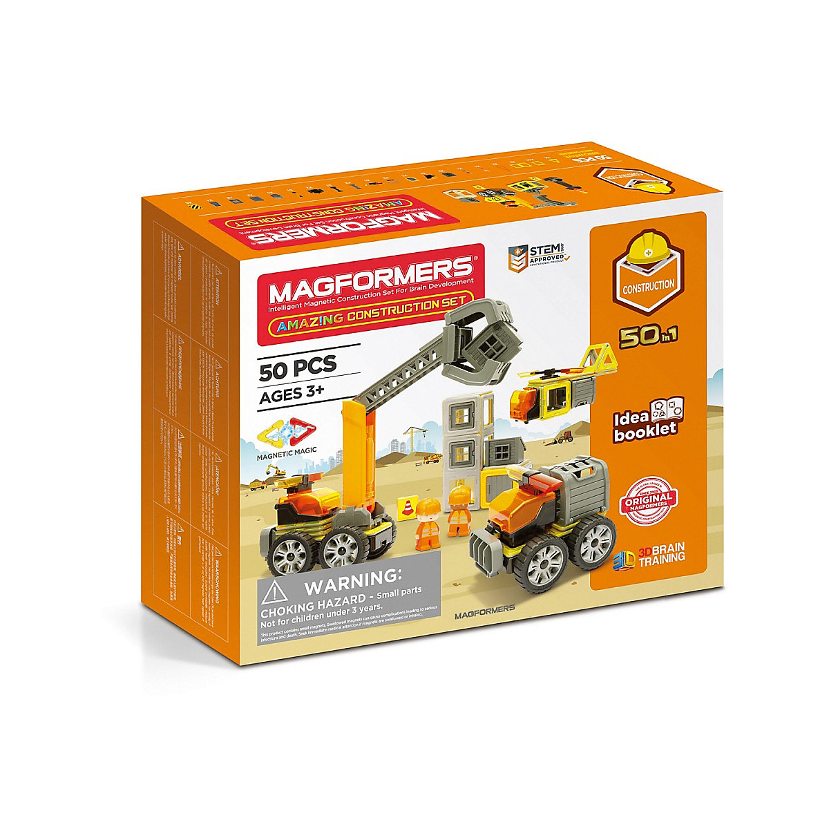 Magformers Magnetic 10989066 designer for children education game toys for boys toy 36pcs funny bricks magnet toys magnetic construction set toys for children car wheels magnetic building blocks square kids toys