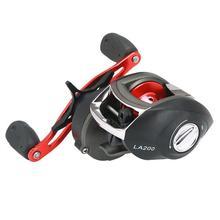 Монтажная катушка для ловли с левой и правой стороны, высокоскоростная катушка 8,1: 1, колесо для капель воды, мульти-зубчатое магнитное тормозное рыболовное колесо, карповое колесо