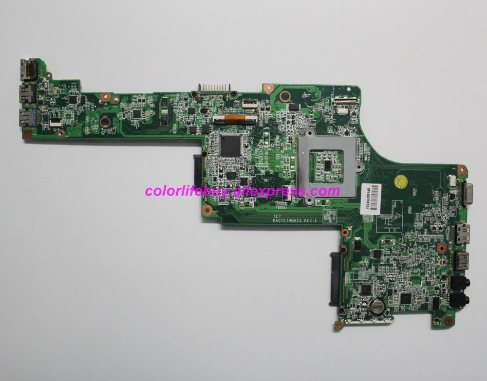 Image 2 - Genuine A000090770 DA0TE7MB8E0 Laptop Motherboard Mainboard for Toshiba Satellite E300 E305 Notebook PC-in Laptop Motherboard from Computer & Office