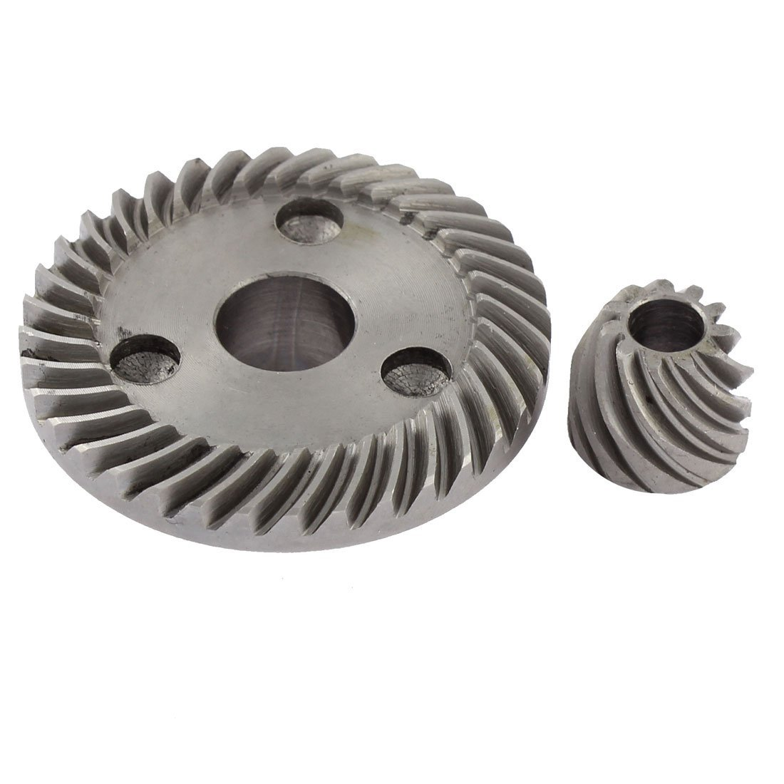 Dark Gray Spiral Set Conical Gear For Makita 9523 Angle Grinder