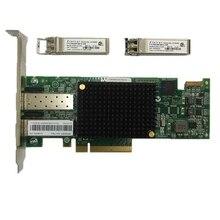 Eastforfuy LPe16002 16 ГБ/сек. волоконно-канальный PCI Express 3,0 двухканальный адаптер системной шины