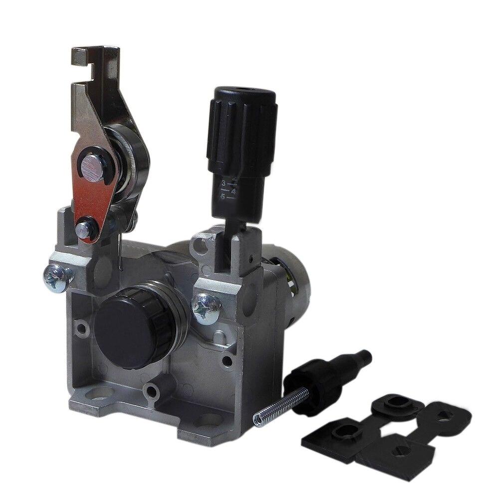 MIG DC 24V MIG Welder Welding Feed Drive Motor Assembly Feeder Set 0.8-1.0mm